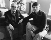 1968 Robert Monahan with Raimo Inkilainen