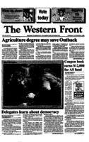 Western Front - 1988 November 8