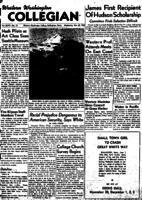 Western Washington Collegian - 1949 November 22