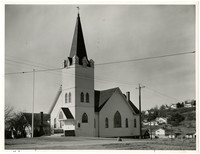 Our Saviour's Lutheran Church, at 1717 Mckenzie Ave, Bellingham, Washington