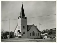 Our Saviour's Lutheran Church, at 1717 Mckenzie Ave, Bellingham, Washington