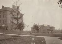 1908 Edens Hall: Exterior