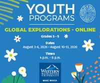 Youth Programs - Whatcom Kid Insider Summer 2020 - Digital ad