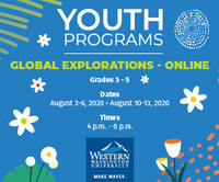 Youth Programs - Whatcom Kid Insider Summer 2020 - Digital ad