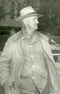 1948 George Dack, Campus Gardener