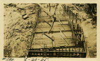 Lower Baker River dam construction 1925-02-20