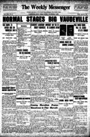 Weekly Messenger - 1925 April 24