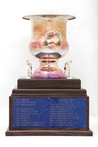 Golf (Men's) Trophy: Invitational (side 2), 1973/2012
