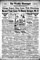 Weekly Messenger - 1924 February 8