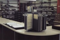 1965 Library: Periodicals Room