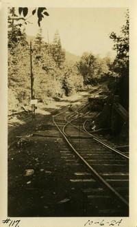 Lower Baker River dam construction 1924-10-06 Railroad tracks