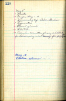 AS Board Minutes 1943-05