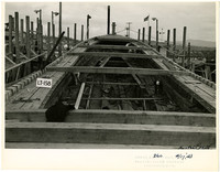 Northwestern Shipyward - view from atop ship under construction