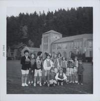 1964 Girls Sport Team