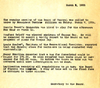 AS Board Minutes 1935-03