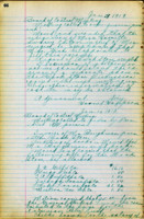 AS Board Minutes - 1919 January