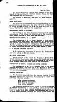 WWU Board minutes 1918 May