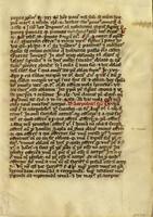 Unidentified manuscript leaf [item 32315]