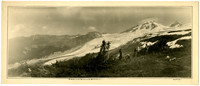 Mt.Baker and Roosevelt Glacier