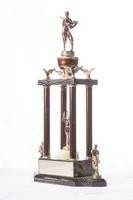 Baseball Trophy: Evergreen Conference Champions, 1964