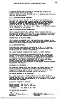WWU Board minutes 1921 September