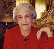 Louella Carlile interview--February 5, 2003