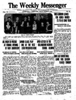 Weekly Messenger - 1922 March 3