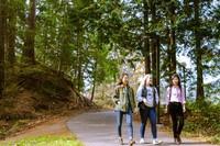 WWU Students Around Campus