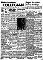 Western Washington Collegian - 1950 June 30