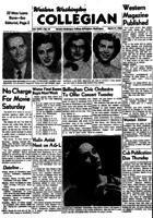 Western Washington Collegian - 1955 March 11