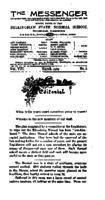 Messenger - 1909 March