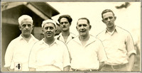 Five unidentified men