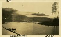 Lower Baker River dam construction 1925-12-08 Lake Shannon