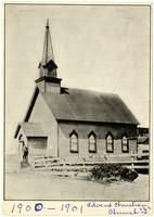 Exterior of Advent Christian Church