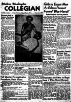 Western Washington Collegian - 1950 May 19