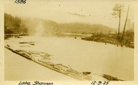 Lower Baker River dam construction 1925-12-09 Lake Shannon