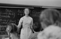 1967 Mayo Williams Teaching