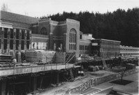1971 Library: Construction