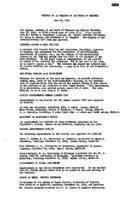 WWU Board minutes 1952 June