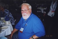 2007 Reunion--Jerry Larson at the Banquet
