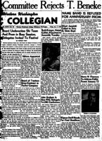 Western Washington Collegian - 1949 January 7