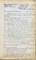 AS Board Minutes - 1921 June