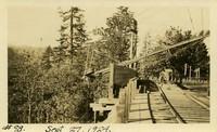 Lower Baker River dam construction 1924-09-27 Site picture