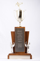 Soccer (Women's) Trophy: Northwest Collegiate Conference Champion, 1983/1984