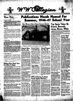 WWCollegian - 1946 April 12