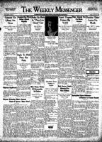 Weekly Messenger - 1927 April 29