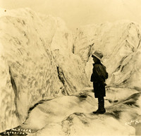Mt. Baker Crevasse
