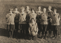 1927 Freshman Basketball Team