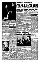 Western Washington Collegian - 1962 June 22
