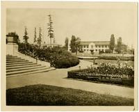 Ground & Electrical Engineering Building - University of Washington campus
